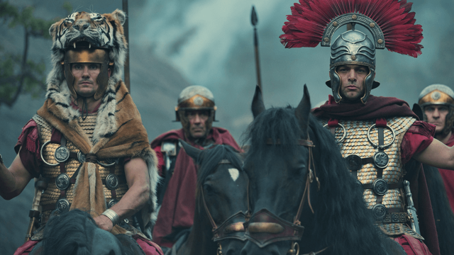 Barbarians and other savages from my neck of the woods: a review of the new Netflix series